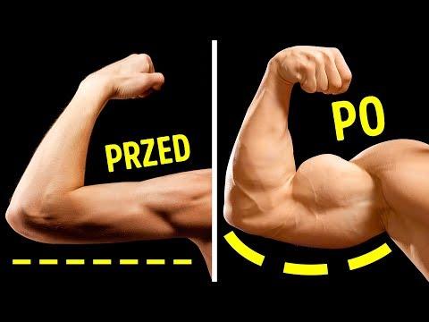 7 świetnych ćwiczeń Na Duże Bicepsy W Domowym Zaciszu
