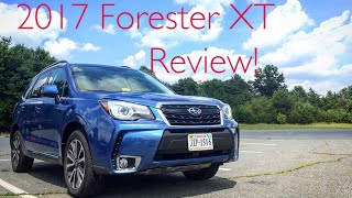 2017 Subaru Forester XT: 1k Mile Owner Review and Overview!