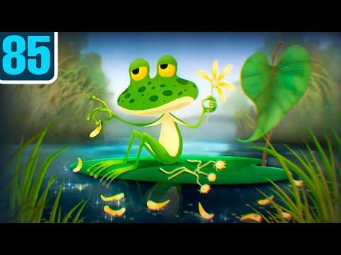 Волшебный фонарь — Лягушка-путешественница — Серия 85