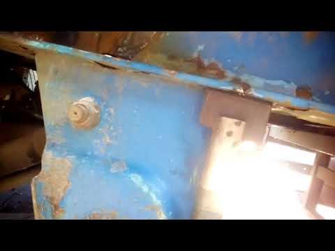 Ремонт рамы полуприцепа в Чернигове. D-tolik