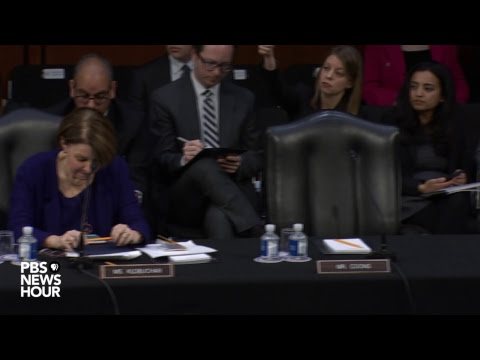 WATCH LIVE: Senate Judiciary Committee to vote on the nomination of William Barr