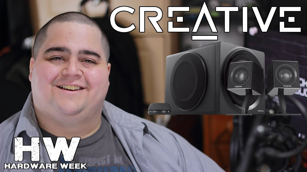 Creative T4 Wireless 2.1 Speakers Review