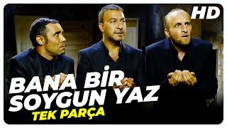 Bana Bir Soygun Yaz  Türk Komedi Filmi Tek Parça (HD)