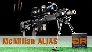 McMillan Alias CS5 & Alias STAR Обзор Снайперских Винтовок - Современное Оружие от Guns-Review.com