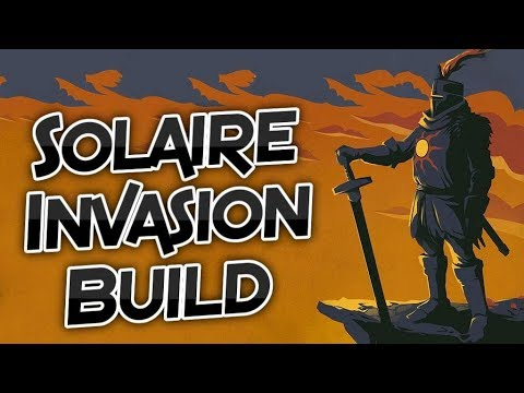 Dark Souls 3 Solaire Invasion Build (SL54)