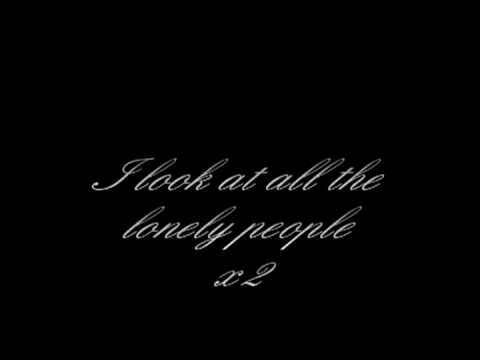 Eleanor Rigby Lyrics The Fray(: