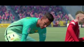 FIFA 17: Neymar JR. Goals & Skills. 17/18
