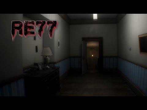 RE77 Gameplay | Indie Horror Game Demo