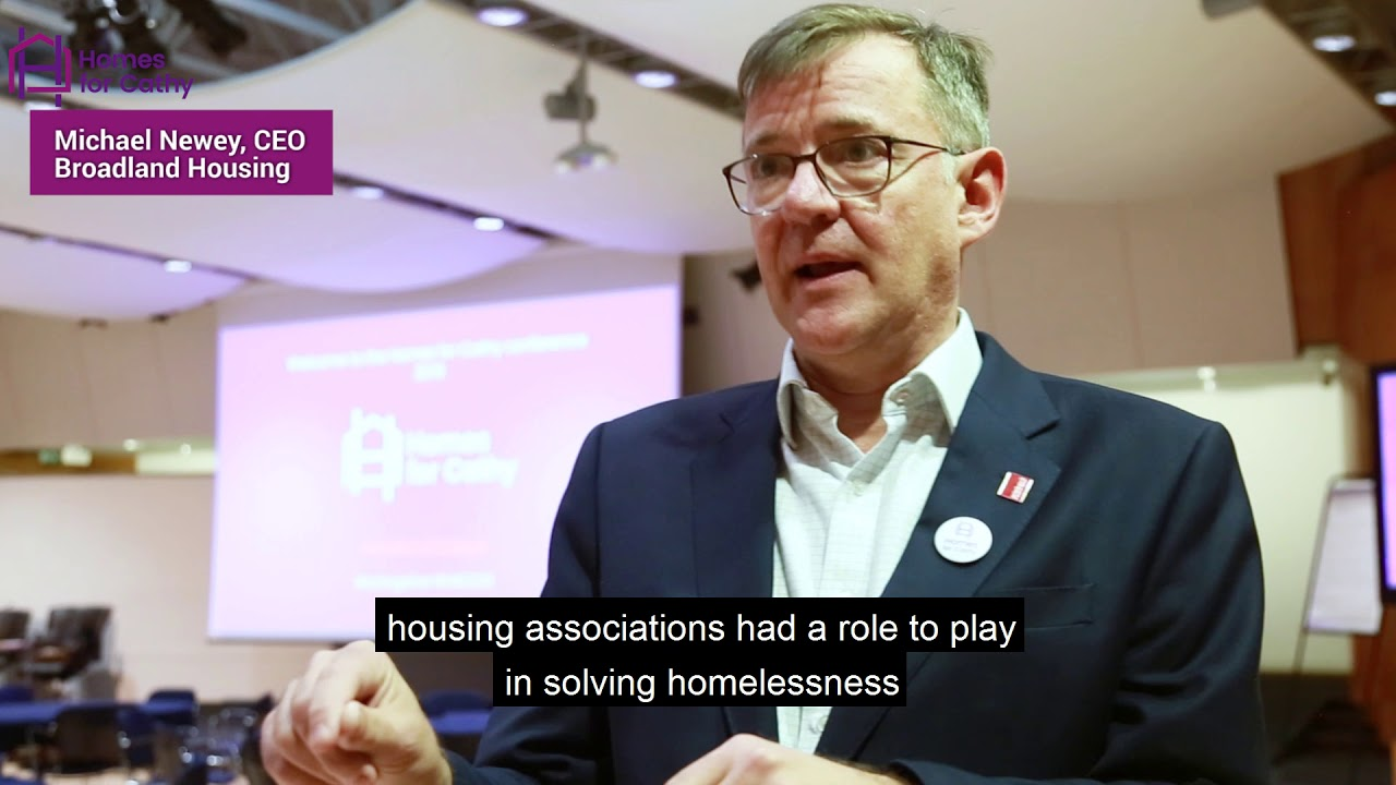 Broadland Housing's Michael Newey on the 2019 conference themes