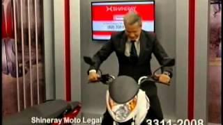 Sikêra Júnior cai da moto no Plantão Alagoas - TV Alagoas