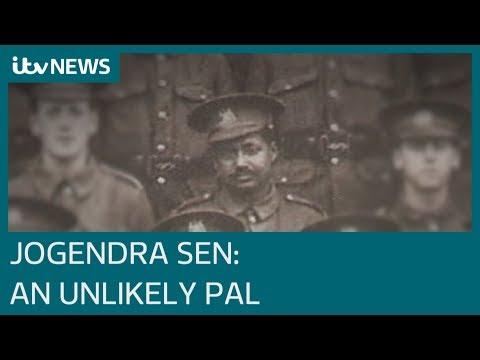 WW1 Stories: Jogendra Sen, An Unlikely 'Yorkshire Pal'   ITV News