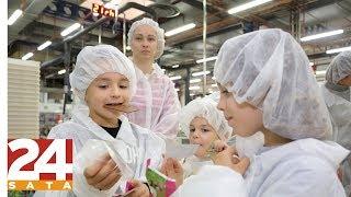 [SECRET SANTA] Gabrijel (9) posjetio je tvornicu čokolade: 'Ispunio mi se san'