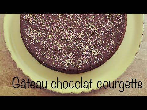 gâteau-fondant-chocolat-courgette