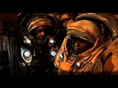 Персонажи игры StarCraft 2 Рейнор Джеймс