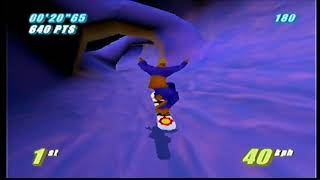 Twisted Edge Extreme Snowboarding | Part 18: Kevin Playthrough