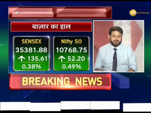 Final Trade: Know how market performed on May 11, 2018