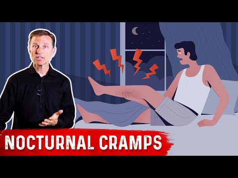 Foot and Leg Cramps at Night (Nocturnal Cramps)