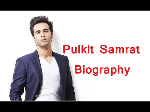 Pulkit Samrat Biography Wiki Profile
