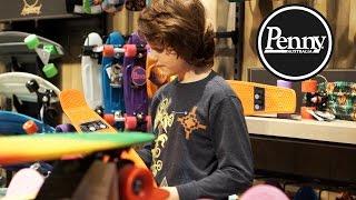 Пенни Борд | Penny Board | Распаковка и обзор скейтборда лонгборда 22 дюйма