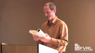 JIM LYNCH author reading BORDER SONGS - Part 2 of 5