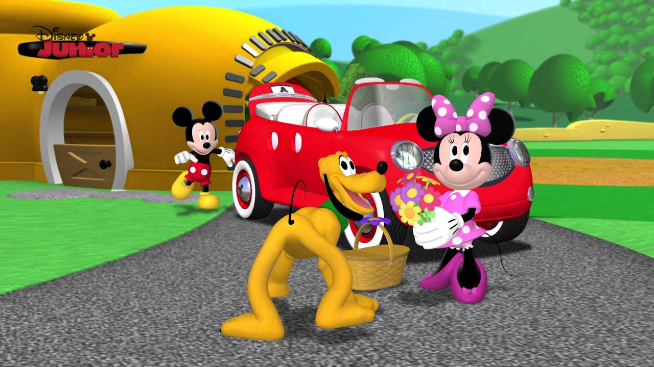 Picnic Time Mickey Mouse Clubhouse
