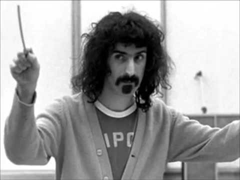 Frank Zappa - 1968 08 03 (L) Central Park NYC