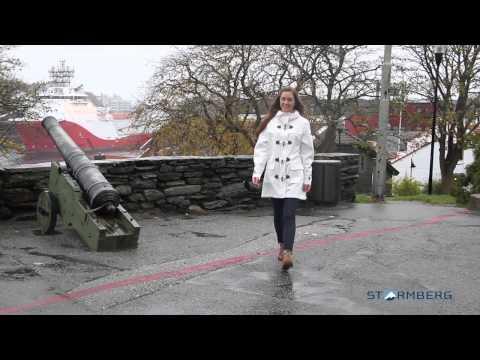 Stormberg Catwalk-  Lendedal Duffel Coat-Dame