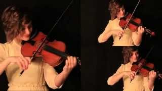 Downton Abbey Theme on Violin - Taryn Harbridge
