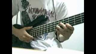 Baixar Rushed Love/Gustavo Dal Farra - Bass Cover
