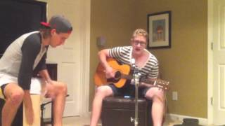 Wes- (Acoustic Cover) Call Me Maybe Feat. Patrick Casey