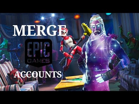MERGING EPIC GAMES ACCOUNTS - COMING SOON | Linking PSN ...