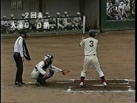 1992年高校野球福岡大会 福大大...