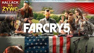 Hallack tępi religijną sektę w Far Cry 5 cz. 1