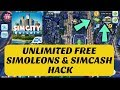 SimCity BuildIt Hack - SimCity BuildIt Free Simoleons and SimCash Android/IOS