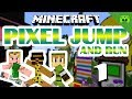 MINECRAFT Adventure Map # 1 - Pixel Jump & Run «» Let's Play Minecraft Together | HD