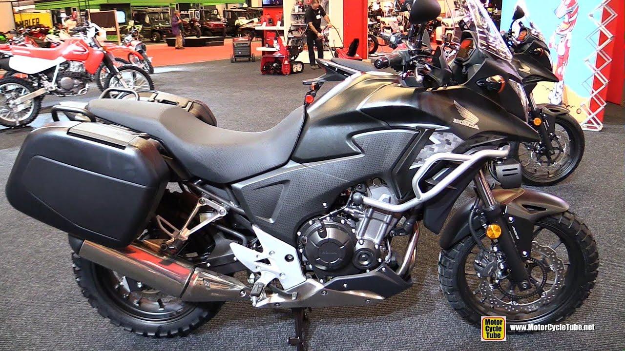 2014 honda cb 500xa walkaround 2015 salon moto de - Salon de moto montreal ...