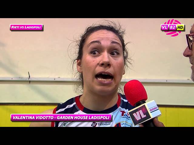 Interviste Rieti vs Ladispoli