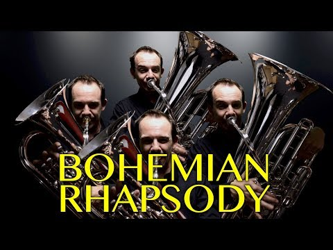 Bohemian Rhapsody (Euphonium, Tuba, Piano and Drums Cover)