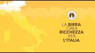La birra crea ricchezza per Italia