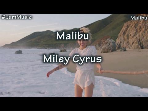 #JamLetras Malibu - Miley Cyrus (Letra)