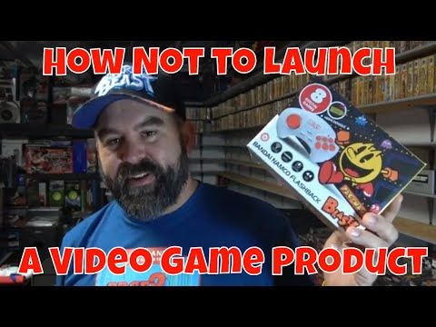 How Not to Launch A Video Game Product