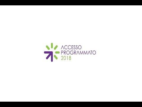 Accesso Programmato 2018