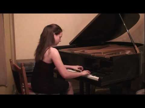[cover] Щедрик / Ukrainian Bell Carol (Jarrod Radnich's piano solo)