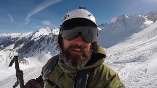Verbier Snow report 9th of March
