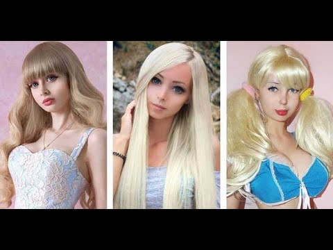 12 Gadis Tercantik di Dunia Yang Mirip Boneka Barbie - YouTube 26ed1868dc