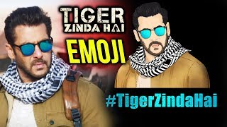 Salman Khan के Tiger Zinda Hai को TWITTER EMOJI