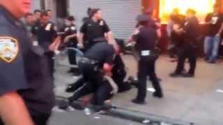NY POLICE BRUTALITY