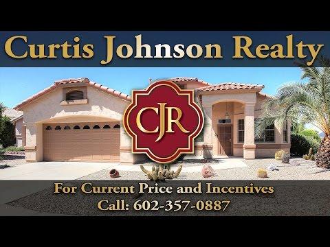 Curtis Johnson Realty 3D Tour   17800 W Primrose Ln, Surprise - Fantastic Home!