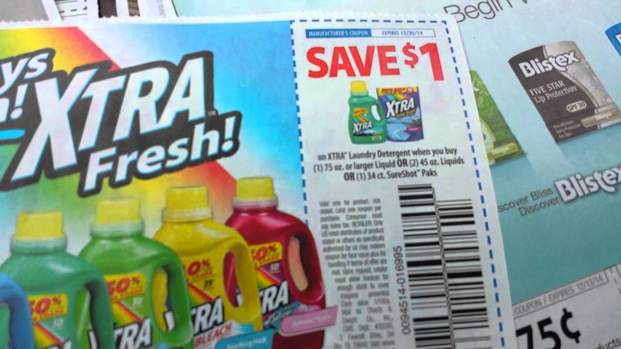 Smart Source 11 9 14 Coupon Insert Youtube