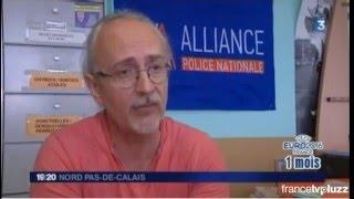 France 3 Nord Pas de Calais   JT 19 20 du 10 mai 2016